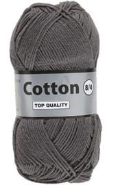 coton 4/8 nr 002 Donker Grijs