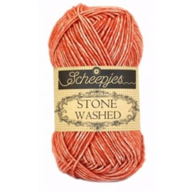 stone washed klnr 816 Coral