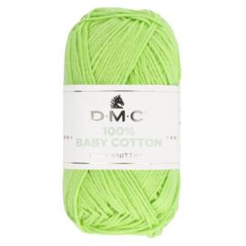DMC Baby Katoen Groen