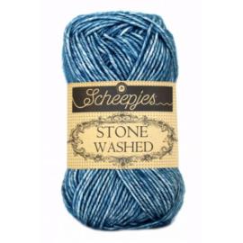 stone washed klnr 805 Bleu Apatite