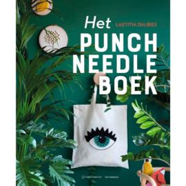 Het Punch Needles boek  Laetitia Dalblies