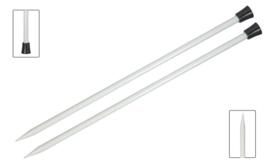 knitpro Basix Aluminium 40 cm  nr  2.5