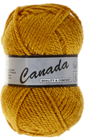 Canada nr 350 Mosterd Geel