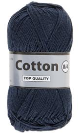 coton 4/8  klnr 892 marine