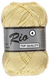 Rio 4  klnr 510 licht geel