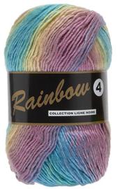 Rainbow 711 Aqua/lila/Geel