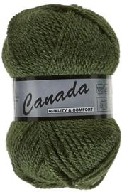 Canada 079 Donker mosgroen