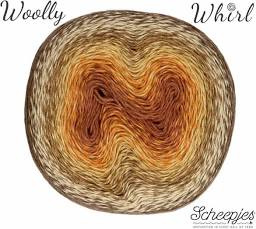 woolly wirl chocolate vermecelli