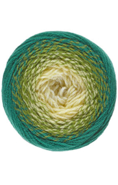 Happy Colors 408 Groen/ Geel