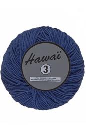 Hawaï 3-860 Donkerblauw