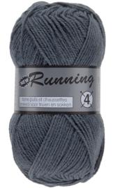 new running 4 nr 024 Staal Grijs