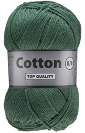 coton 8/4 nr 072 oud Groen