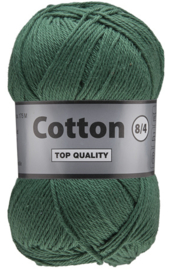 coton 8/4 klnr 072 oud groen