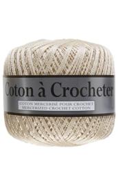 crocheter 5/nr 016 ecru