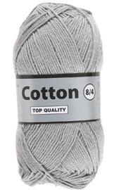 coton 4/8 nr 038  Grijs