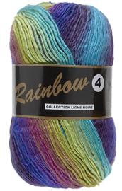 Rainbow  704 Blauw Aqua/Groen/paars
