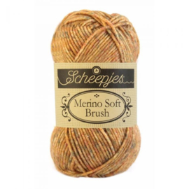 Merino soft Brush Avercamp