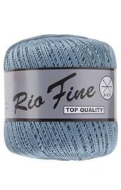 Rio Fine  klnr 853 licht blauwgrijs