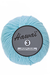Hawaï 3-456 Aquablauw