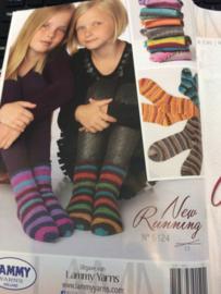 sokken Breien  patroon voor new running