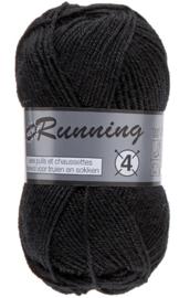 New running nr 001 Zwart