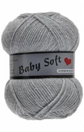 Baby soft nr 038  licht Grijs