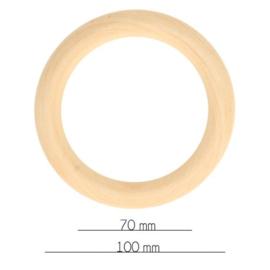 houten ringen  34- 100mm