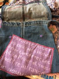 Jeans festival tasje