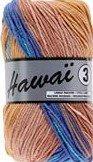 Hawaï 3 nr 906 Bruin/Blauw