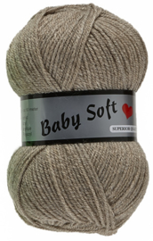 Baby soft nr 017 Taupe