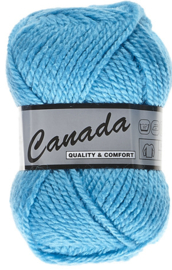 Canada nr 459 Helder Blauw