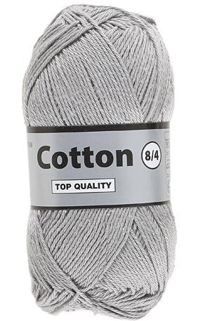 coton 4/8 klnr 038  grijs