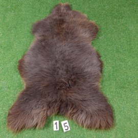 Brown sheepskin (115  x 75)