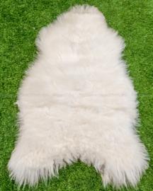 SALE: White Icelandic lambskin
