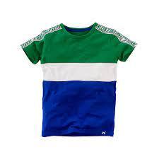 Stoer t-shirt van Z8 Groove Green maat 80