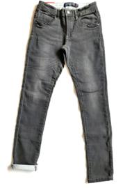 Stoere spijkerbroek van Unlocked maat 158
