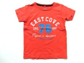 Stoer t-shirt Name it maat 86