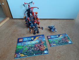 Lego Nexo Nights set 70316