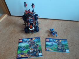 Lego Nexo Nights set 70321