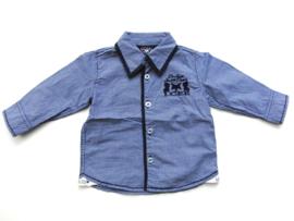 Stoer overhemd ICEE maat 68