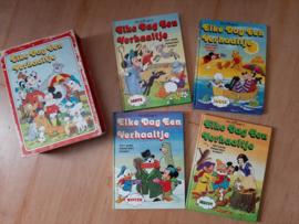 Mooie oude set Disney voorleesboeken