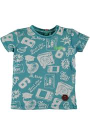 Stoer t-shirt van Bnosy in maat 68