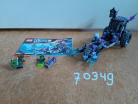 Lego Nexo Nights set 70349
