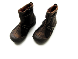 Stoere boots van Petitshoes maat 23