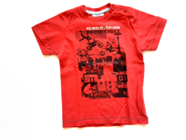 Mooi t-shirt van Mexx maat 80