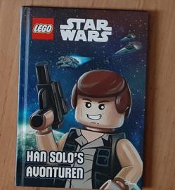 Star Wars Boek Han Solo's Avonturen