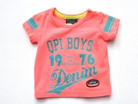 Stoer t-shirt van Quapi maat 50/56