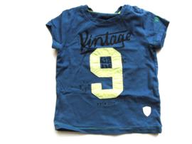 Stoer t-shirt van Vingino maat 74