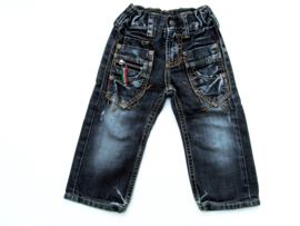 Stoere spijkerbroek van Vingino maat 80