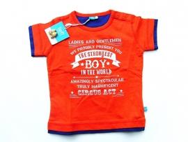 Stoer t-shirt van Lief Lifestyle maat 80